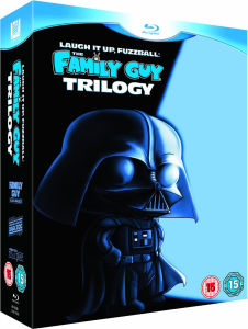 Laugh It Up, Fuzzball: Family Guy Trilogy