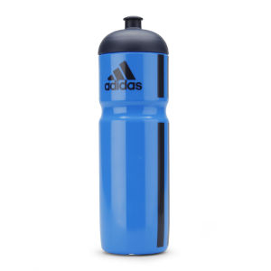adidas Unisex Classic Water Bottle 0.75L - Solar Blue/Charcoal