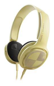 Philips SHO3300 O'Neill Cruz Kopfbügel Kopfhörer – Beige