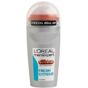 Desodorizante Roll-On Men Expert Fresh Extreme da L'Oréal (50 ml)