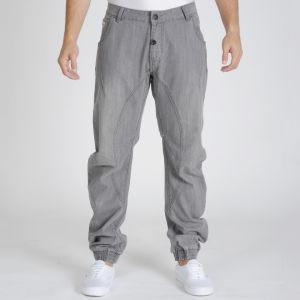 55 Soul Men's Damage Jeans - Grey