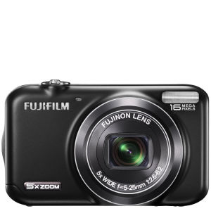 Fuji FinePix JX400 16 Megapixels Digital Camera - Black