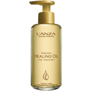 L'Anza Keratin Healing Oil Hair Treatment(185毫升)