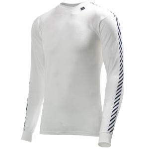 Helly Hansen Men's Dry Stripe Crew - White