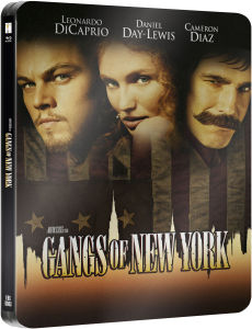 Gangs of New York - Zavvi exklusives Limited Edition Steelbook (Ultra Limited Print Run)