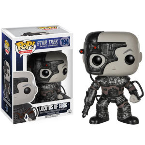 Star Trek: La Nueva Generación Locutus of Borg Pop! Vinyl Figure