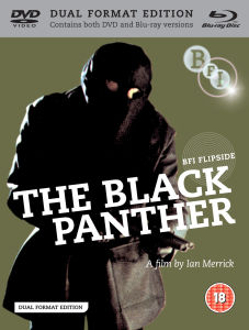The Black Panther (Flipside) [Blu-Ray en DVD]