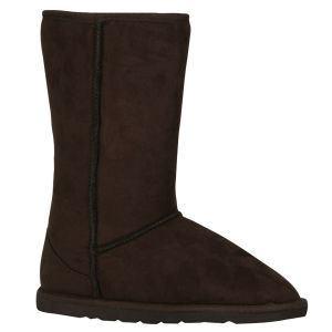 Odeon Women's Ugg Style Boots - Brown