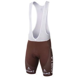 AG2R La Mondiale Team Bib Shorts - 2013