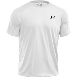 Under Armour Men's Tech T-Shirt - White/Black