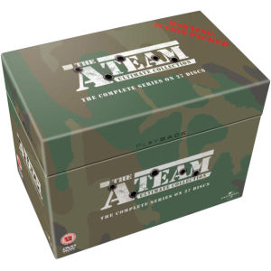 The A-Team - The Ultimate Collection [27DVD]