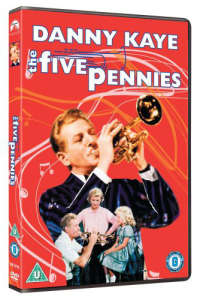 FIVE PENNIES, (DVD)