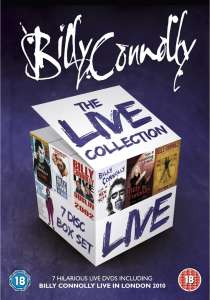 Billy Connolly: The Live Collection