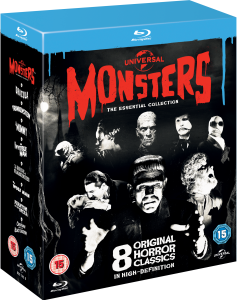 Universal Classic Monsters: La Collection Essentielle
