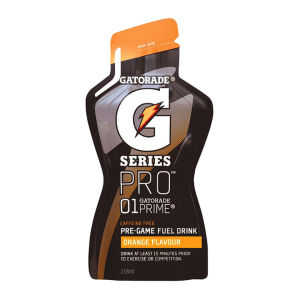 Gatorade G Series Pro 01 Prime Sports Drink - 20 x 118ml Sachet
