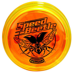 Duncan Speed Beetle Yo-Yo- Orange/Yellow
