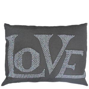 Torba Linen Love Cushion