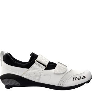 Fizik K1 Triathlon Shoe - White