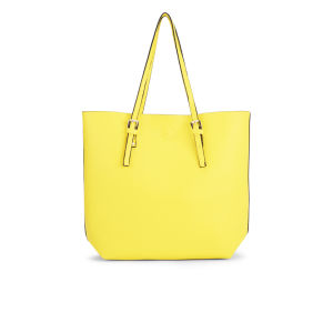 Kris-Ana Buckle Tote Bag - Yellow