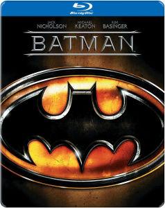 Batman - Import - Limited Edition Steelbook (Region 1)