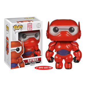 Figura Pop! Vinyl Baymax - Disney Big Hero 6