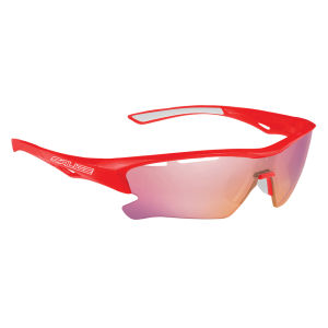 Salice 011 RW Sport Sunglasses - Red/Radium