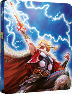 Thor: Tales of Asgard - Steelbook Exclusivo de Edición Limitada (2000 Copias)