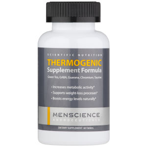 Menscience Thermogenic Formula Advanced Supplement - 60 tablets
