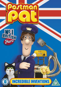 Postman Pat and Incredible Inventions