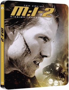 Mission Impossible 2 - Paramount Centenary Limited Edition Steelbook