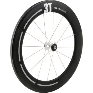 3T Wheel Mercurio 80 Ltd Carbon Tubular
