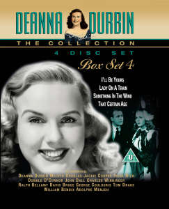 Deanna Durbin Collection - Box Set Four