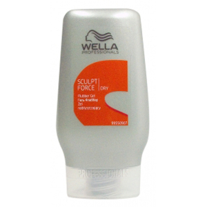 Wella Professionals Care Dry Sculpt Force Flubber Gel 125ml