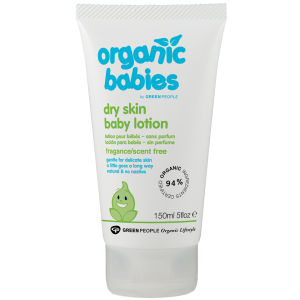 Green People No Scent Baby Lotion (150 ml)