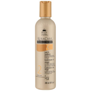 KERACARE NATURAL TEXTURES LEAVE IN CONDITIONER odżywka do włosów (240 ML)
