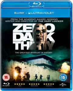 Zero Dark Thirty (Bevat UltraViolet Copy)