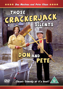 Those Crackerjack Silents Don and Pete