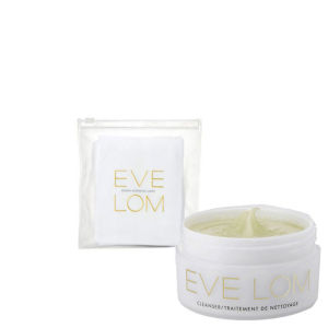 Eve Lom Cleanser 100ml and 3 Muslin Cloths