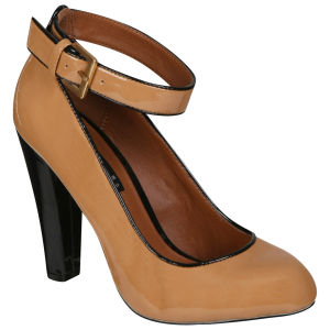 Stylist Pick 'Crawford' Women's Court Shoe - Taupe