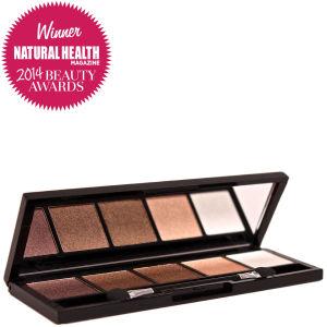 Bellápierre Cosmetics 5 Eyeshadows Palette Go Natural