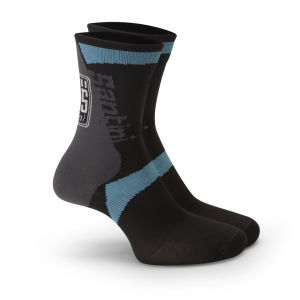 Santini Dragon Socks - Turquoise