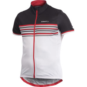 Craft Performance Bike Stripe Ss Cycling Jersey