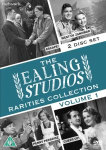 The Ealing Rarities Collection - Volume One (Escape / West of Zanzibar / Penny Paradise / Cheer Up!)