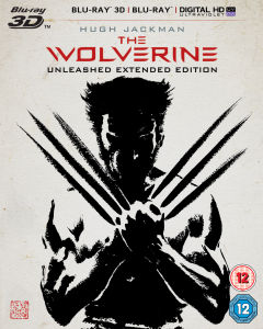 The Wolverine 3D - Unleashed Extended Edition (Bevat 2D Version en UltraViolet Copy)
