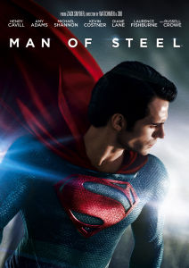 Man of Steel (+UV)