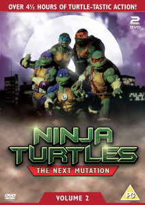 Teenage Mutant Ninja Turtles: The Next Mutation - Volume 2