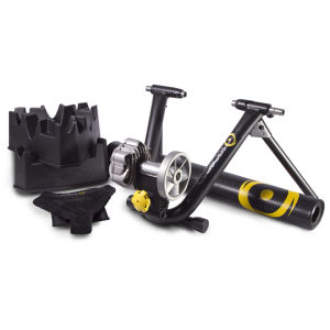CycleOps Fluid 2 Turbo Trainer Bundle