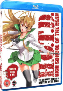 High School of the Dead: Drifters of the Dead Edition (Bevat Serie en OVA)