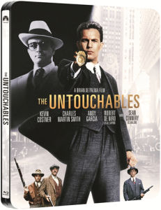 The Untouchables - Paramount Centenary Limited Edition Steelbook