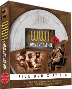 WWI Commemoration Gift Tin